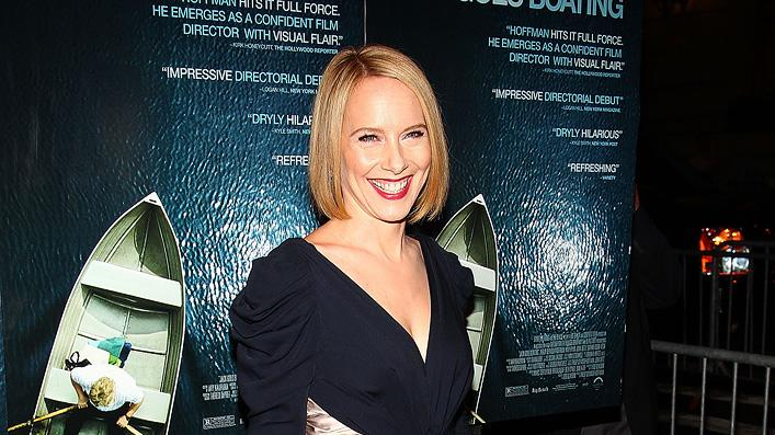 Jack Goes Boating NY Premiere 2010 Amy Ryan