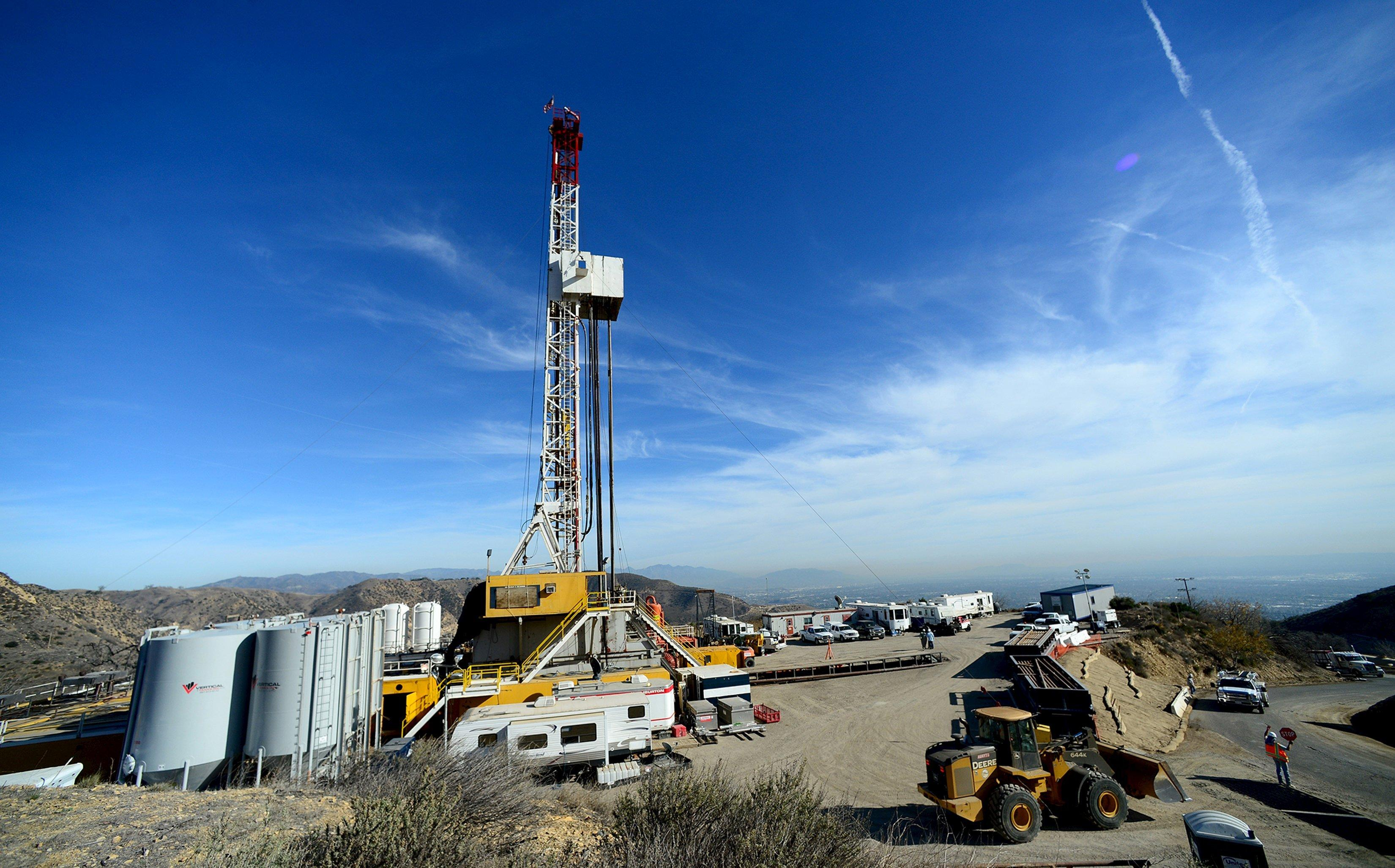 The California Gas Leak Ends, but It's a Rough Week for Environmentalists