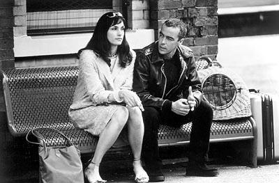 Famke Janssen and John Hannah as Lily and Leo Garfield in Columbia's Circus