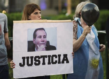 Owner of gun that killed Argentine prosecutor emerges from hiding