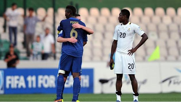 U-20 World Cup - France see off Ghana, play Uruguay in final
