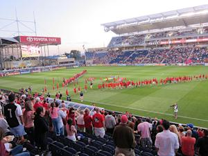 Preview of the Chicago Fire and Houston Dynamo Game on Oct. 31, 2012: MLS Fan View