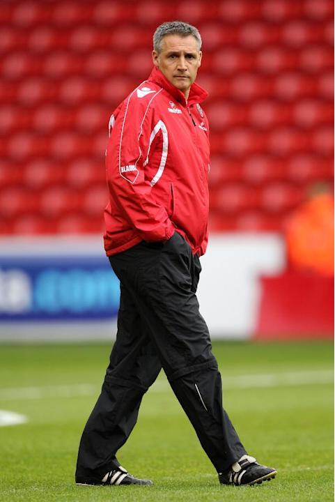 John Pemberton has returned to a coaching role at Nottingham Forest