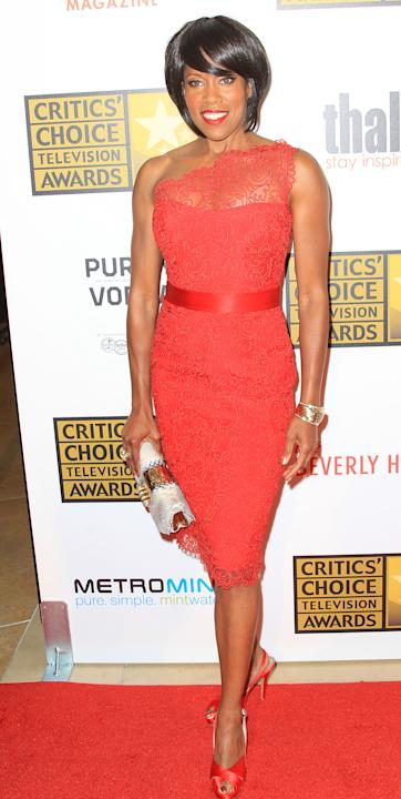 Broadcast Television Journalists Association Second Annual Critics' Choice Awards - Arrivals