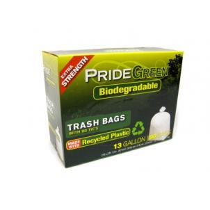 9. PrideGreen biodegradable trash bags