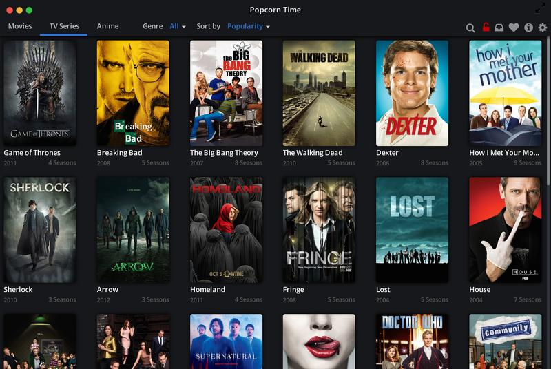 A studio is suing Popcorn Time users for illegally downloading a Pierce Brosnan movie