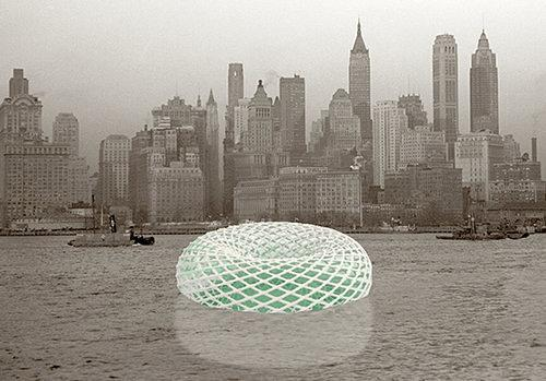 Thought Experiments: Floating 'Food Forest' May Make Its Way to the Hudson River