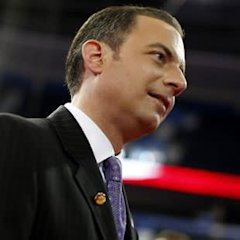 Republican National Committee Chairman Reince Priebus (Reuters)