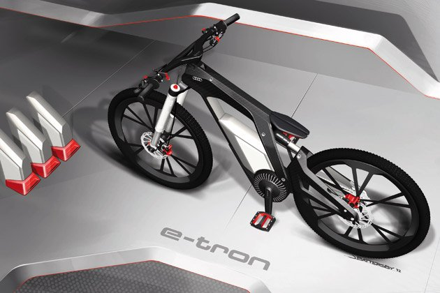 Audi e-bike