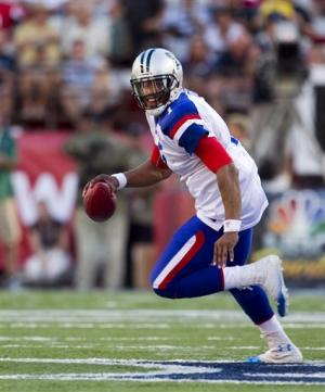Marshall's 4 TD catches lifts AFC in Pro Bowl