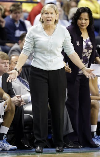 No. 15 UNC women top BC 62-57 in ACCs
