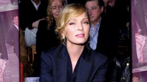 Uma Thurman Pregnant With Third Child