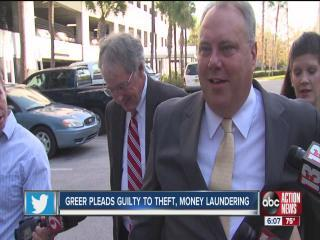 Former Florida GOP boss Jim Greer strikes plea deal, pleads guilty to theft, money laundering