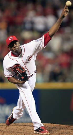Phillips leads Reds past Indians 5-3