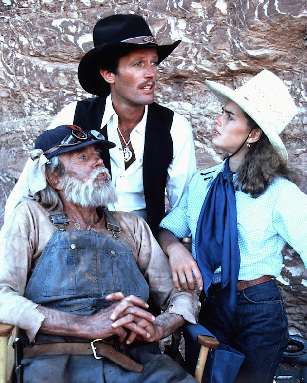 Henry Fonda  Peter Fonda  amp  Brooke Shields in United Artists s  Wanda    Peter Fonda Movies