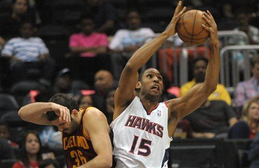Hawks hand Cavaliers ninth straight loss