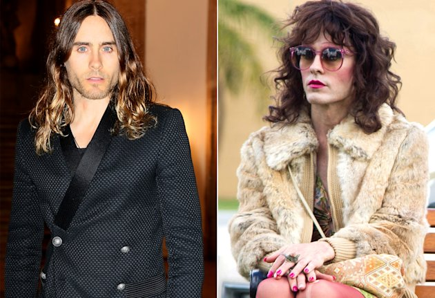 """Dallas Buyers Club"" star Jared Leto"