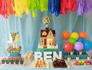 Incredible decorating ideas for your kid's next birthday bash!