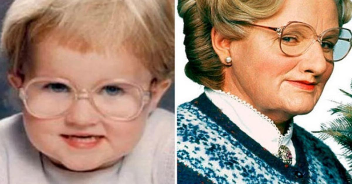 15 Adorable Babies Who Look Just Like Celebrities