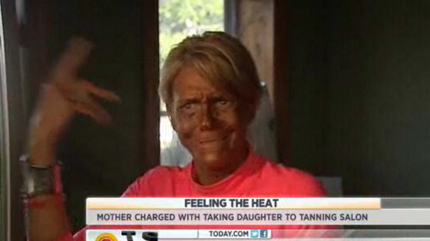 Is Ridiculing Tan Mom Beyond the Pale?