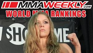 MMA Top 10 Rankings: Ronda Rousey Clearly No. 1
