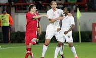 Serbia Race Row: England U21 Players Charged
