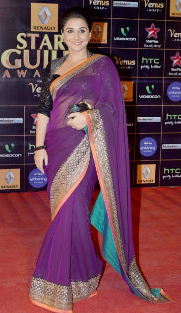 Celebs flaunt the sari