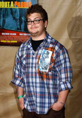 Premiere: Jack Osbourne at the Los Angeles premiere Paramount Pictures' Without a Paddle - 8/16/2004