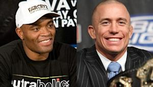 "Anderson Silva Empathizes with the Pressure: ""We've Got to Respect Georges St-Pierre"""