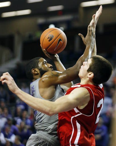 Williams, No. 25 Kansas State beat South Dakota