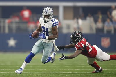 Fantasy football projections, Week 4: Cowboys-Saints featuring Joseph Randle, Jason Witten and Mark Ingram