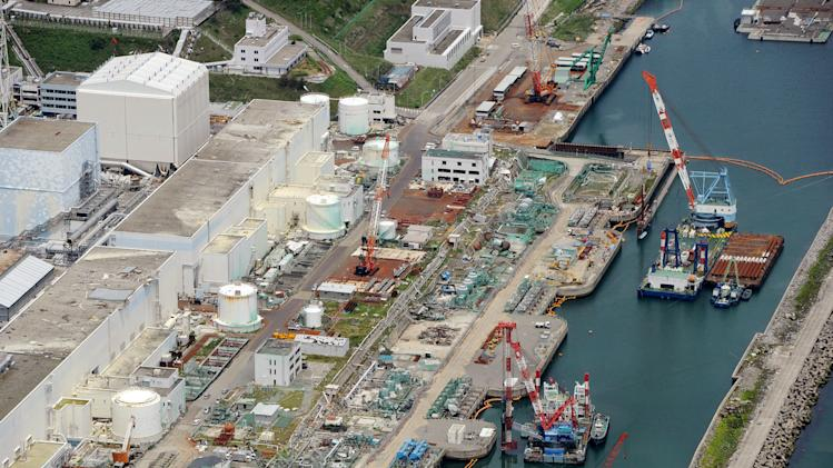 Japan: Radioactive water likely leaking to Pacific