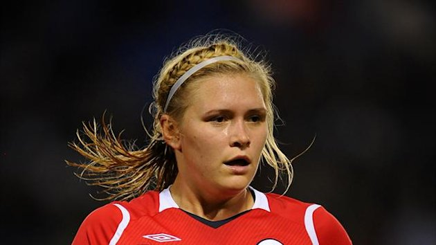 Ingvild Isaksen, Norway (PA Photos)