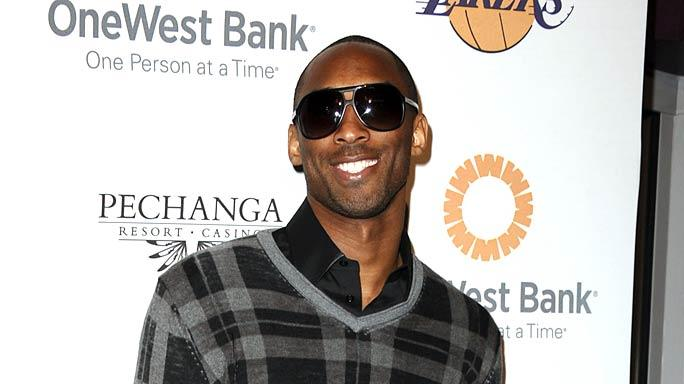 Kobe Bryant Lakers Casino Night