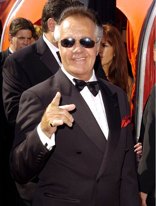 Tony Sirico at The 54th Annual Primetime Emmy Awards.