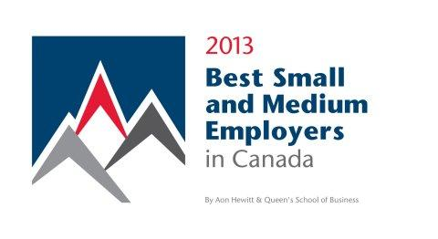 Vigilant Global among Top 50 Best Small and Medium Employers in Canada