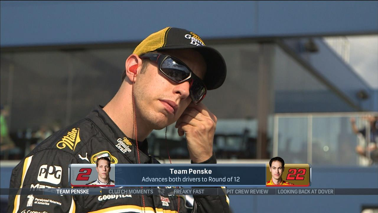 Has Team Penskie ran out of steam in Chase?