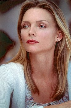 Michelle Pfeiffer as Katie Jordan in Universal's The Story Of Us