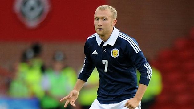 Dylan McGeouch is desperate for more game time at club level