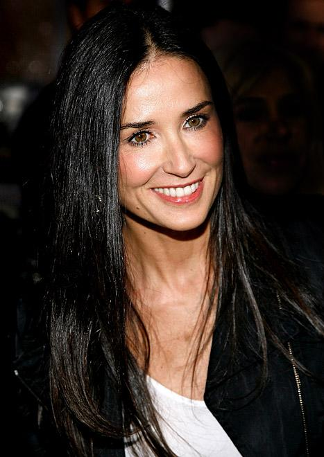 "Demi Moore Changes Twitter Name to Something ""Fun"" and ""Playful"""