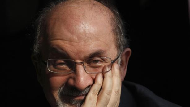Salman Rushdie Is Doing Twitter His Way