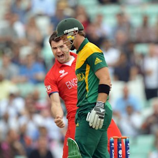 Live: England vs South Africa