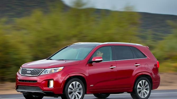 Kia Sorento for 2014 is all about 'more'