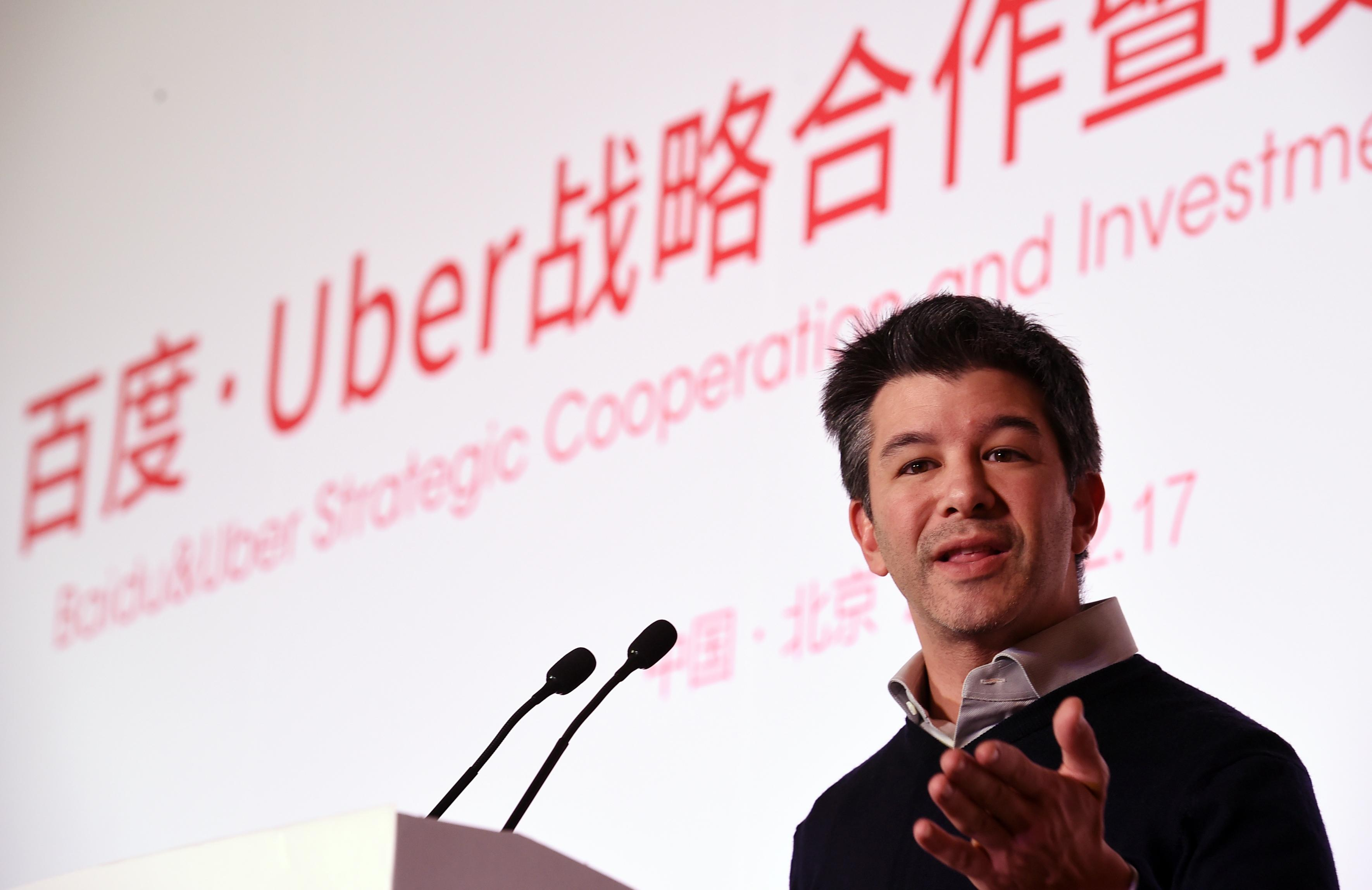 Uber says will expand service to 100 Chinese cities