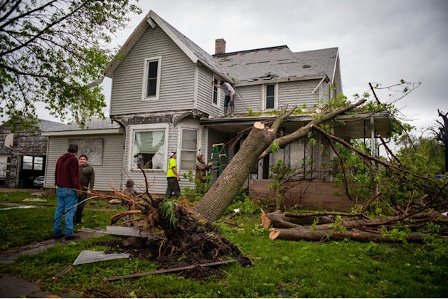 Storms feared for Midwest
