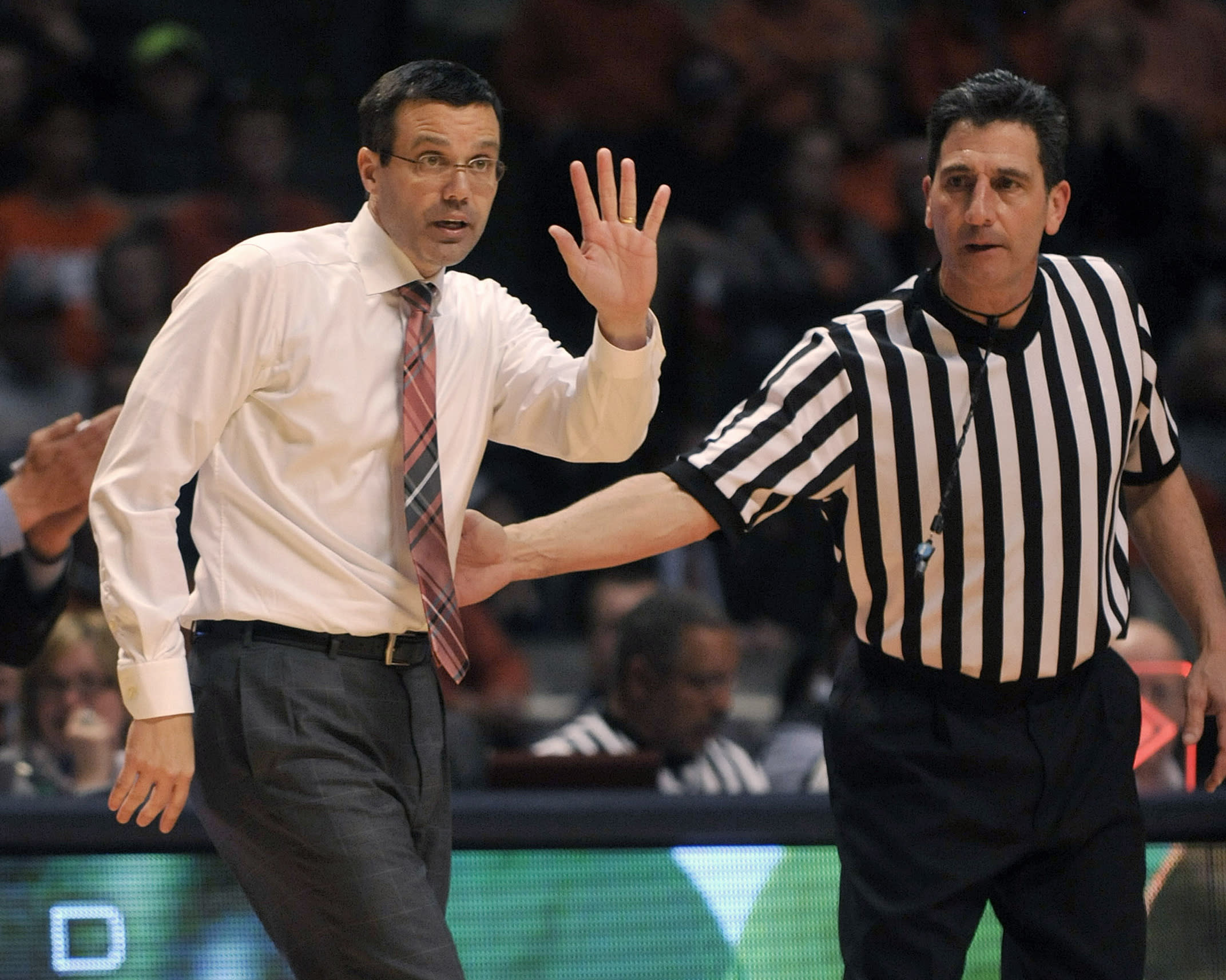 Huskers' Tim Miles optimistic despite loss of players, coach