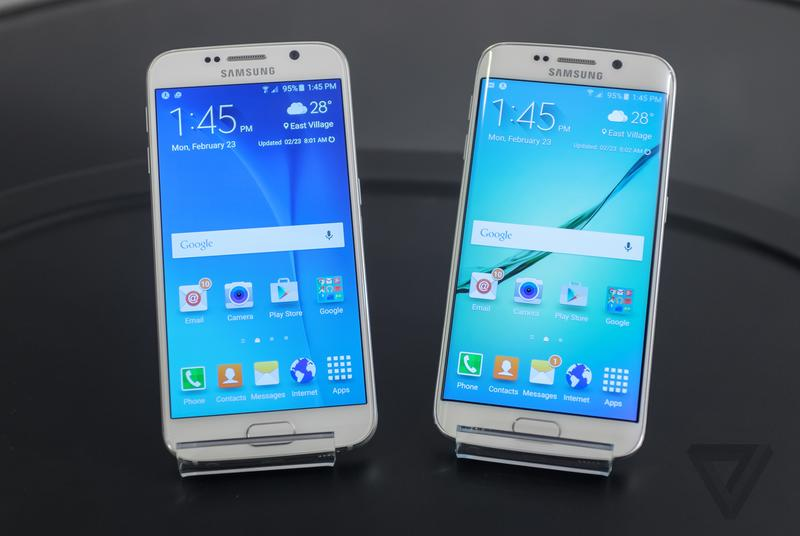 Galaxy S6 release date is April 10th, and US pre-orders start tomorrow