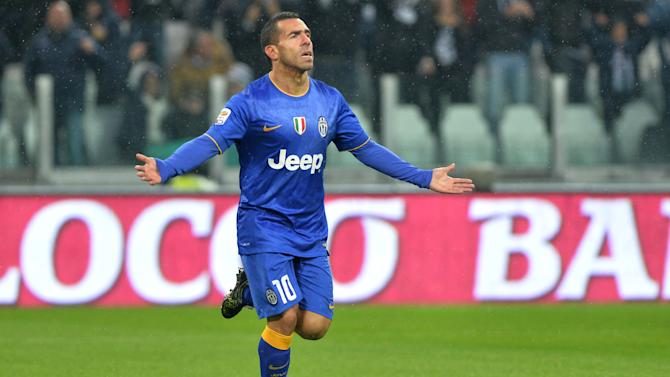 Leader Juventus crushes Parma 7-0 in Serie A