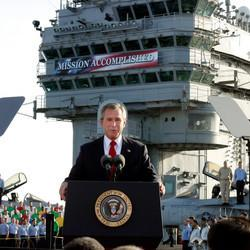 'Mission Accomplished' Was 12 Years Ago Today. What's Been The Cost Since Then?