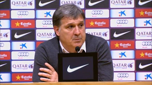 Barcelona head coach Tata Martino admitted their shock loss to Valencia at the Nou Camp on Saturday has left him deeply troubled.